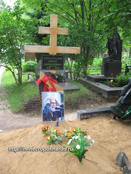 Хмельницкий борис алексеевич 1940 2008